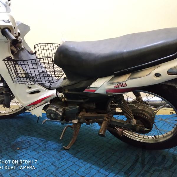 موتور یاماها آوا  (ژاپنی)|موتورسیکلت و لوازم جانبی|بندر عباس|دیوار