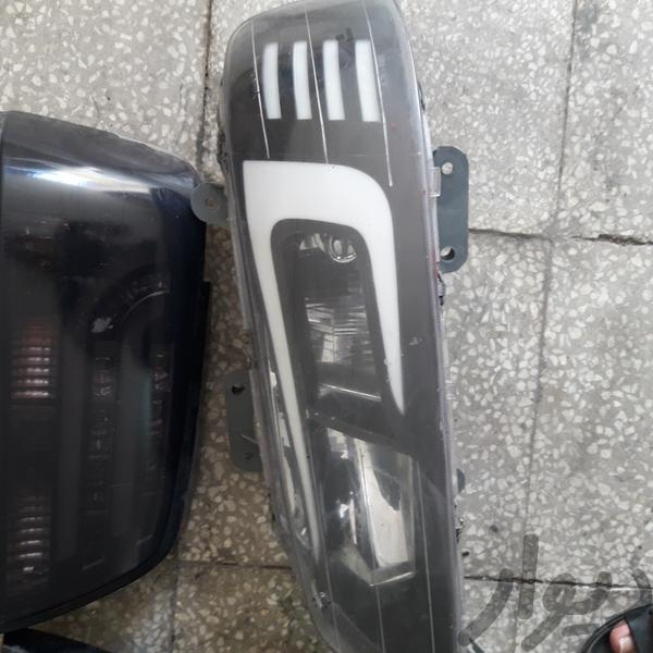 چراغ اسپرت پارس قطعات یدکی و لوازم جانبی خودرو کاشان دیوار