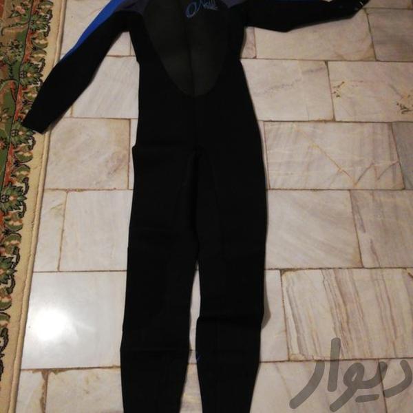 لباس غواصی زنانه سایز ۳۸|غواصی و ورزشهای آبی|تهران آجودانیه|دیوار