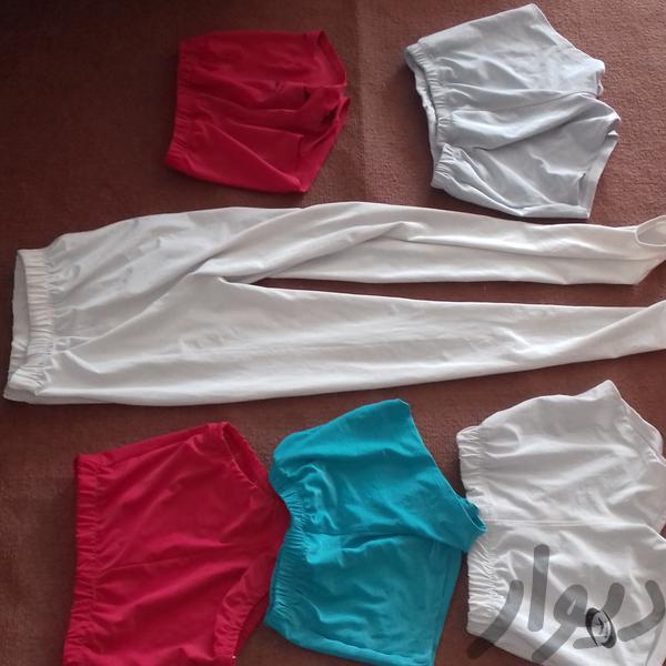 شورت شلوار و لباس ژیمناستیک|تجهیزات ورزشی|بروجرد|دیوار
