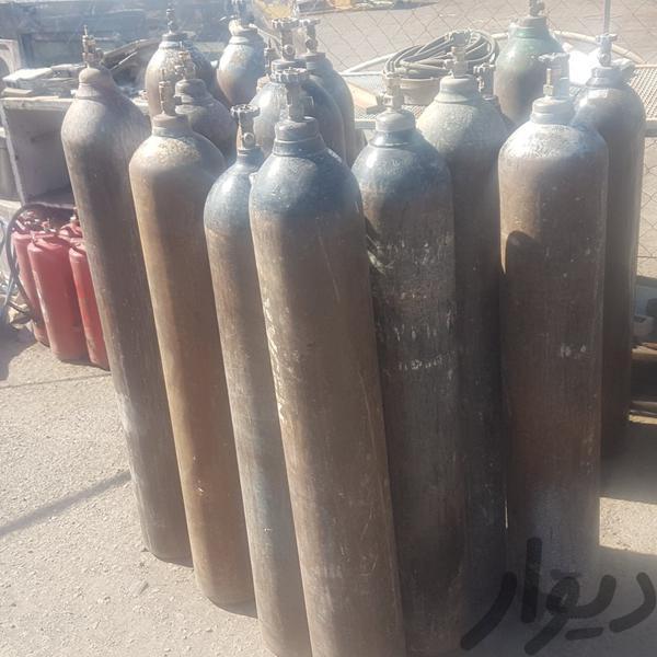 فروش کپسول هوا اکسیژن  دسته دوم  تک تعداد|صنعتی|کاشان|دیوار