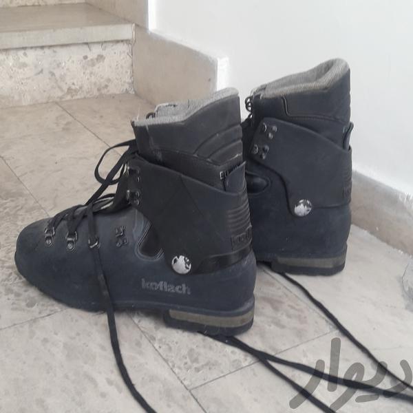 کفش اسکی سایز ۴۲ ورزشهای زمستانی تهران، شهرک شاهین دیوار