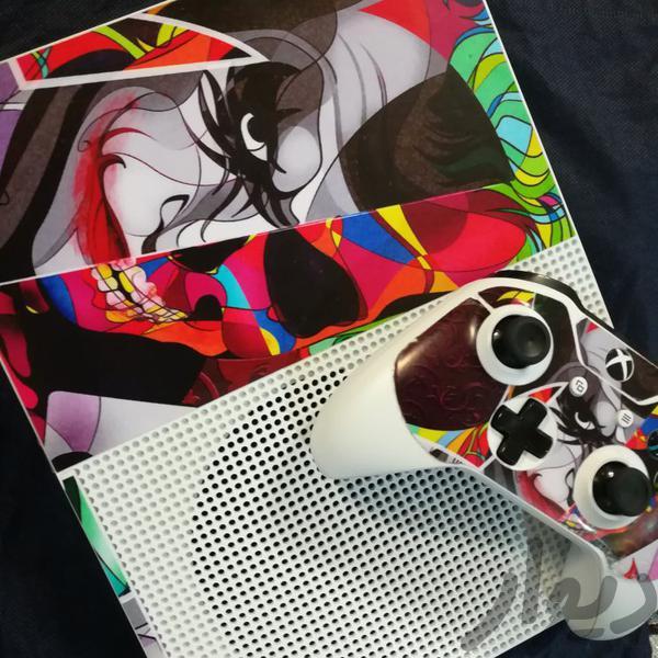 Xbox box 1s.   1trabait کنسول، بازی ویدئویی و آنلاین اصفهان، حکیم نظامی دیوار