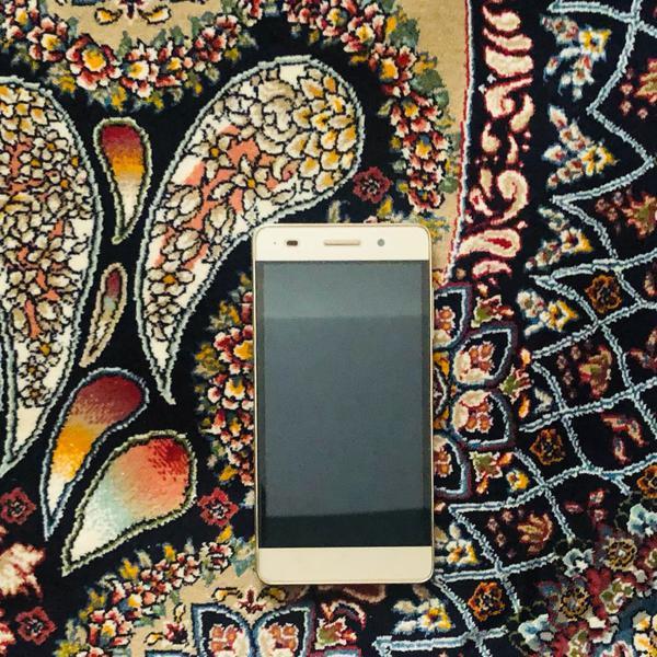 گوشی موبایل هانر4c.|موبایل|رشت|دیوار