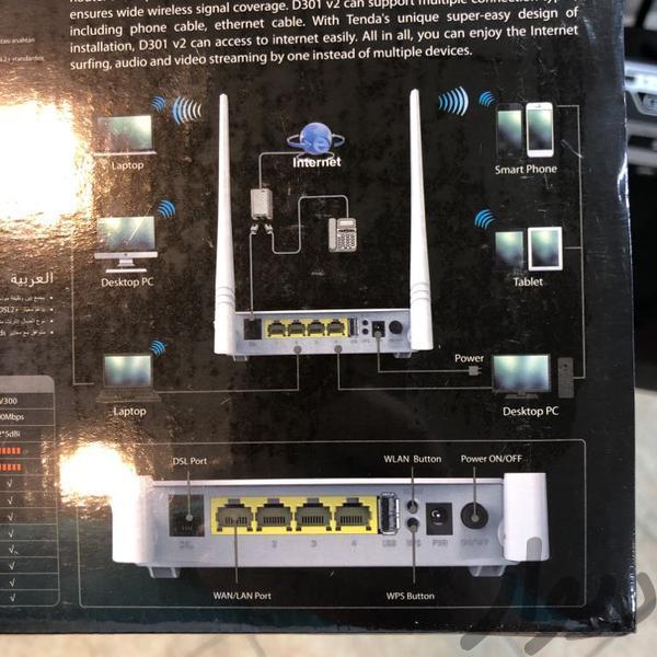 مودم|لوازم و تجهیزات شبکه|بندرعباس|دیوار