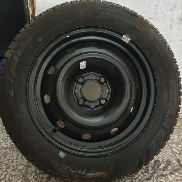 رینگ ولاستیک۱۵پژواصلی استفاده نشده کاملانو|قطعات یدکی و لوازم جانبی خودرو|شاهرود|دیوار