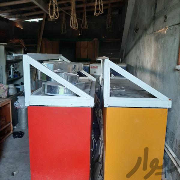 دستگاه بستنی ساز|کافیشاپ و رستوران|رشت|دیوار