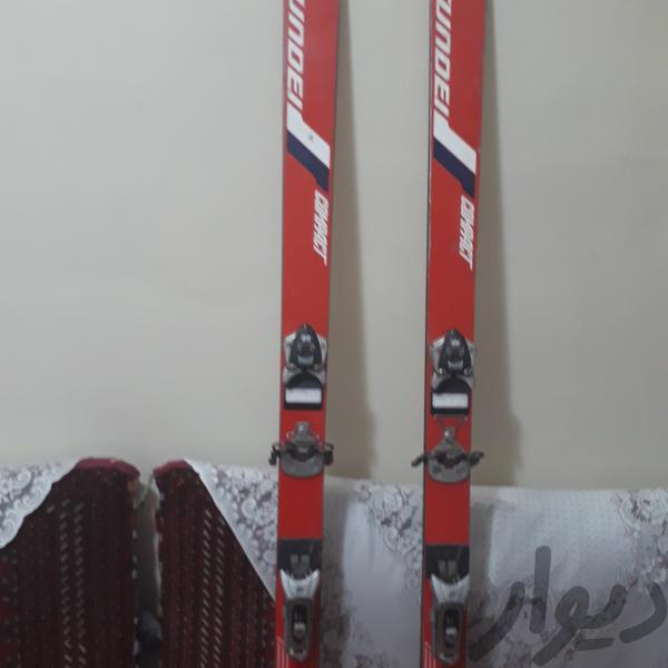 ی جفت چوب اسکی|ورزشهای زمستانی|تهران، فلاح|دیوار