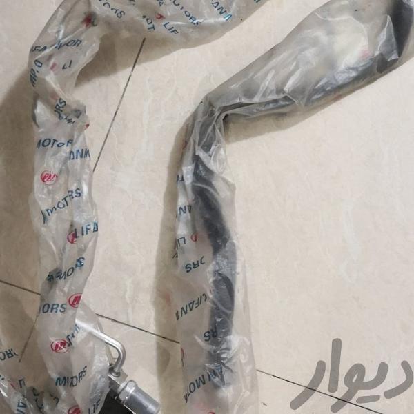 لوله اتصالات کولر x60 قطعات یدکی و لوازم جانبی خودرو تهران، اکباتان دیوار