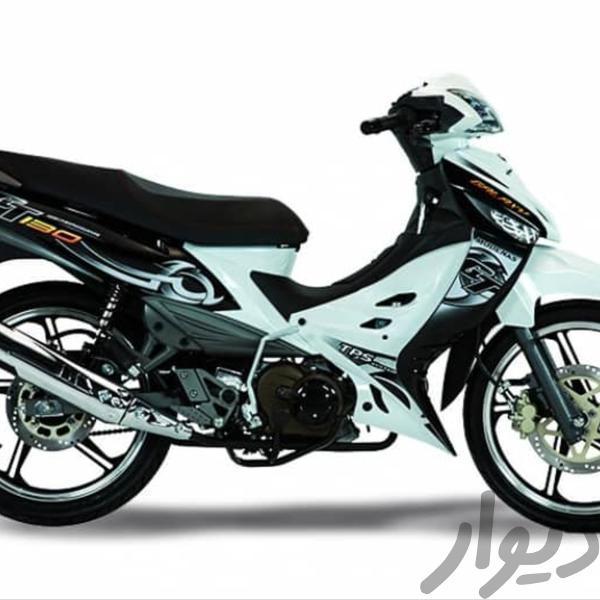 موتور گالکسیGT130|موتورسیکلت و لوازم جانبی|بوشهر|دیوار