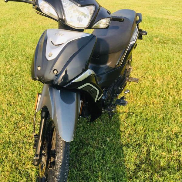 موتورسیکلت پانیک cc125|موتورسیکلت و لوازم جانبی|بوشهر|دیوار