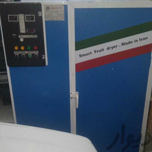 دستگاه خشک کن میوه وسبزیجات|صنعتی|دزفول|دیوار