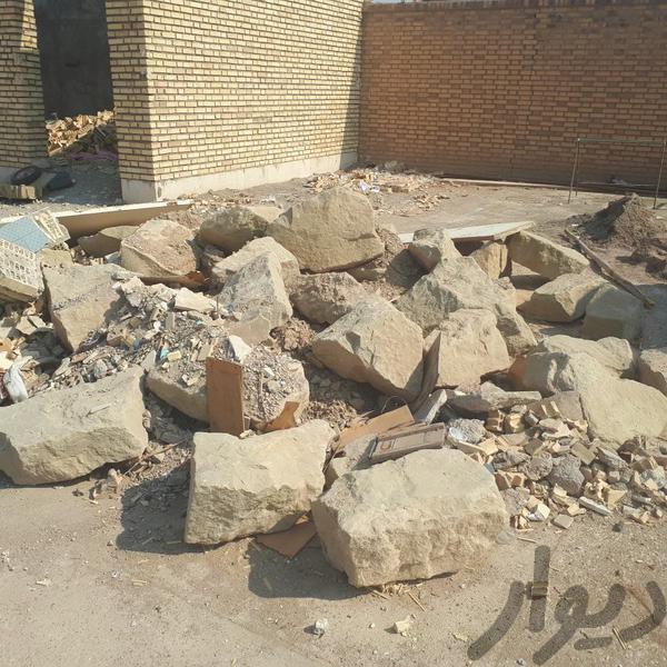 سنگ کوه برای پی|عمده فروشی|آبادان|دیوار