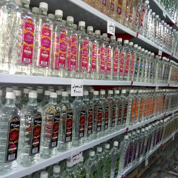 عرقیات گیاهی صددرصد طبیعی محصولی از قمصر کاشان|عمده فروشی|بجنورد|دیوار
