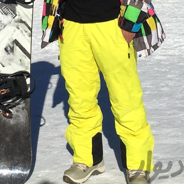 شلوار اسکی برند. Crivit|ورزشهای زمستانی|تهران، پیروزی|دیوار