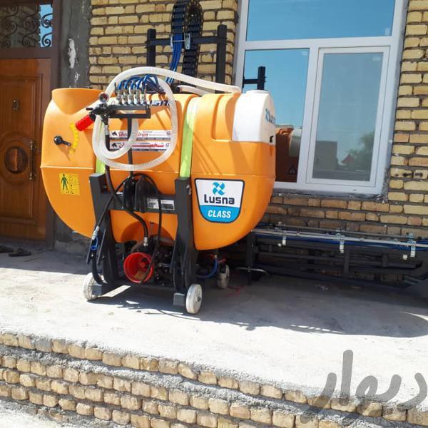 سمپاش پشت تراکتور|صنعتی|دزفول|دیوار