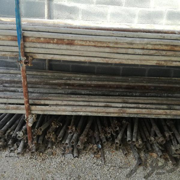 فروش لوله داربست دست دو|عمده فروشی|بوشهر|دیوار