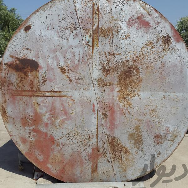 فروش تانکر 20 هزار لیتری|صنعتی|دزفول|دیوار