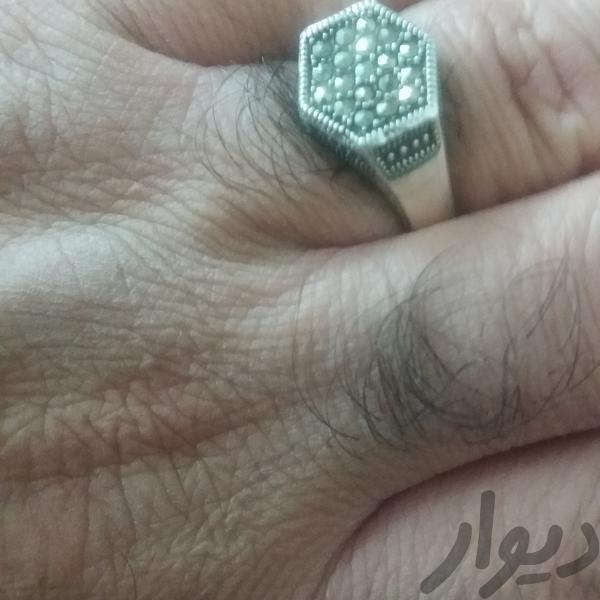انگشتر تیتانیومکارشدهی تایلندی اصل|بدلیجات|اصفهان، پروین|دیوار