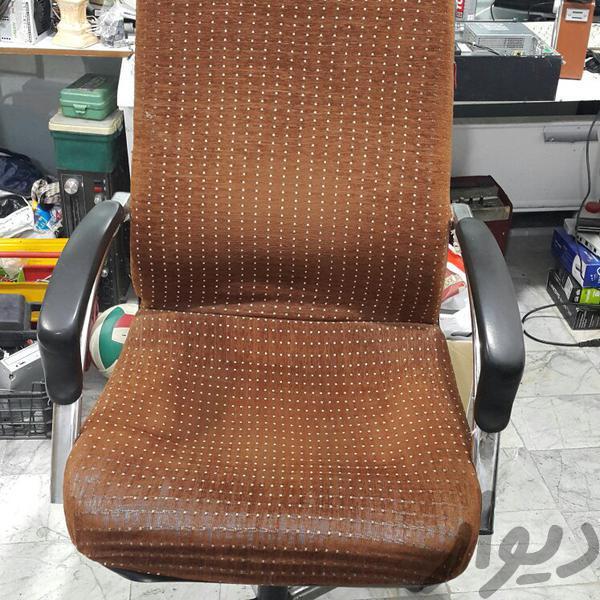 صندلی گردان|دفتر کار|قزوین|دیوار