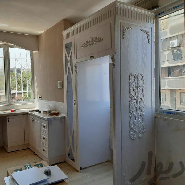 ساخت ،تعمیر،وجابه جایی کابینت پیشه و مهارت سبزوار دیوار