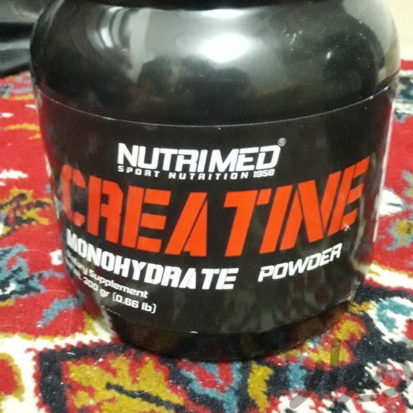 گینر و کراتین nutrimed|تجهیزات ورزشی|قم، بلوار ۱۵ خرداد|دیوار