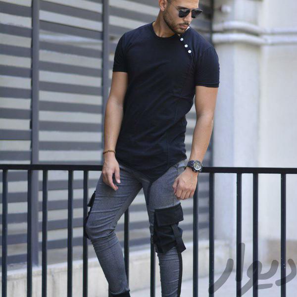 شلوار اسلش مردانه جیب دار ....|لباس|ایلام|دیوار