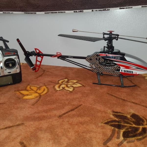 هلیکوپتر ۴ کانال مدل   F45|اسباب بازی|تهران، نعمتآباد|دیوار