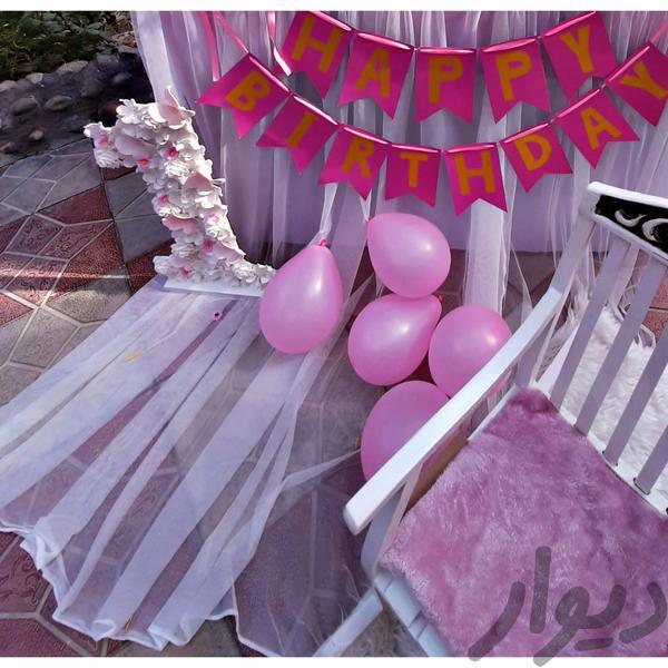 استند عدد برای تولد یکسالگی|اسباب و اثاث بچه|تهران، عبدلآباد|دیوار