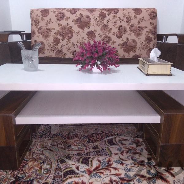 میز جلو مبلی|میز و صندلی|رشت|دیوار