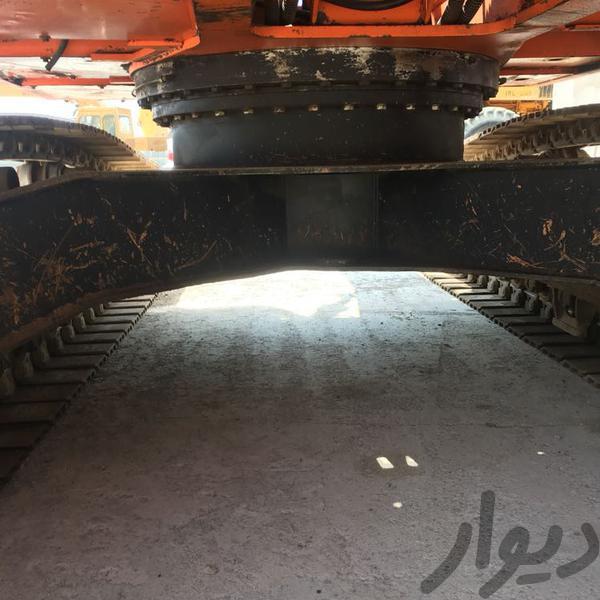 بیل مکانیکی دوو ٢٢٠|سنگین|تهران، آجودانیه|دیوار