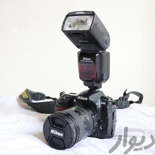 دوربین عکاسی نیکون  D300|دوربین عکاسی و فیلمبرداری|تهران، المهدی|دیوار