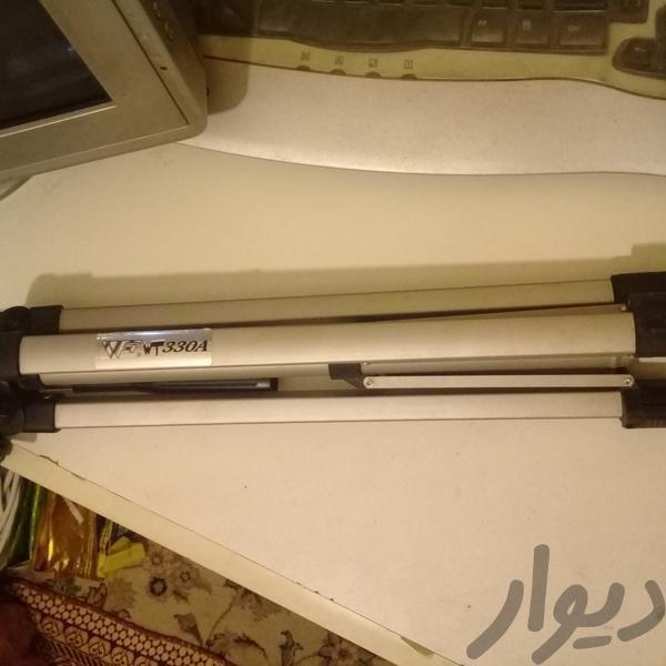 پایه دوربین عکاسی فیلم برداری.فابریک واصلی|دوربین عکاسی و فیلمبرداری|تهران، پاسداران|دیوار