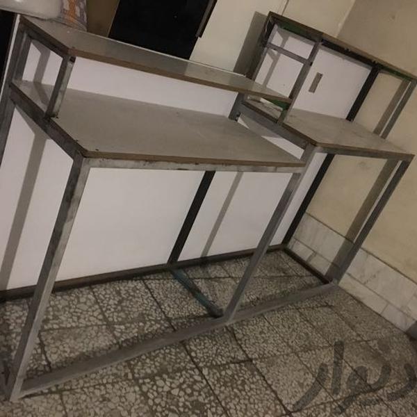 فروش میز کار موبایل|فروشگاه و مغازه|تهران، فلاح|دیوار