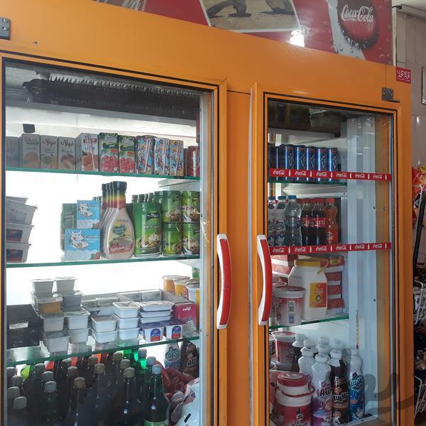یخچال چهار درب دوطرف ویترین فروشگاه و مغازه کرج، محمد شهر دیوار