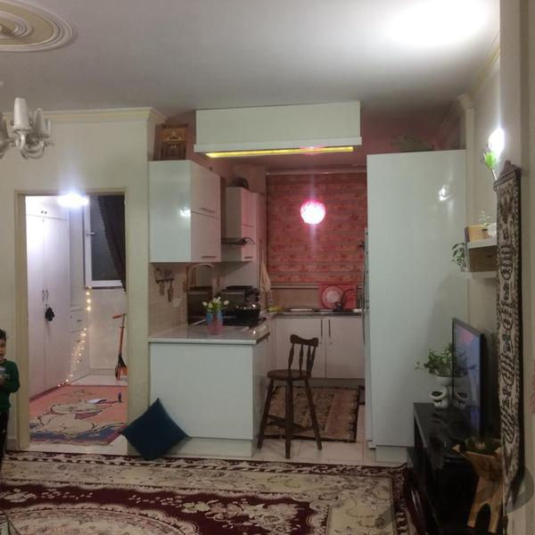 آپارتمان 48مترو نیم یک خواب پنج سال ساخت آپارتمان تهران، دولاب دیوار