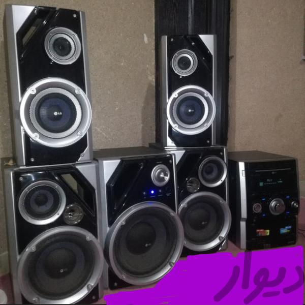ضبط فوق حرفه ایی LG|سیستم صوتی خانگی|تهران، اندیشه|دیوار