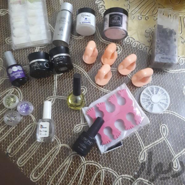 محصولات کاشت ناخن نو هستش|آرایشی، بهداشتی و درمانی|تهران، شهرک پرواز|دیوار