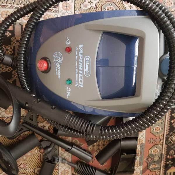 بخار شوی ۱۴۰۰ وات DeLonghi XVT 300|نظافت و خیاطی و اتو|تهران، سعادتآباد|دیوار