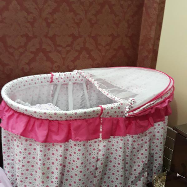 گهواره نوزاد -گهواره بچه - سالم و تمیز|تخت و صندلی بچه|تهران، آذربایجان|دیوار
