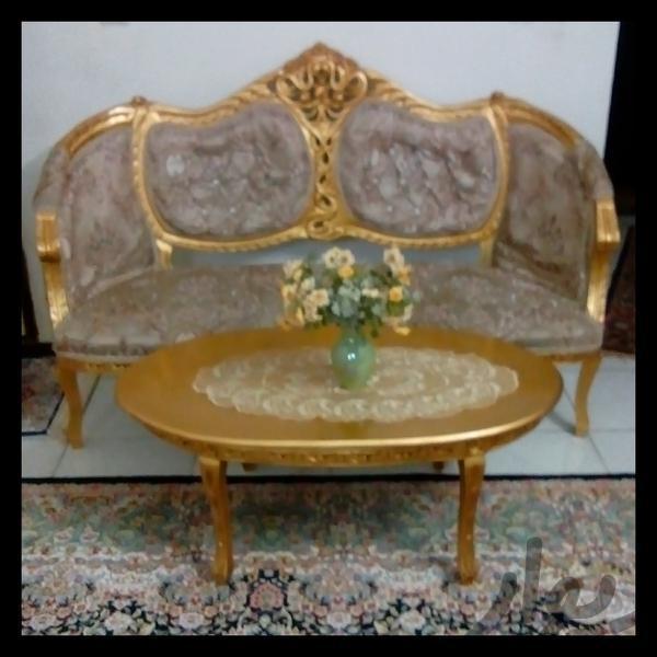 مبل نیم استیل9نفره|مبلمان و صندلی راحتی|تهران، ورامین|دیوار