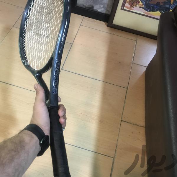 راکت تنیس مارک ویش|ورزشهای توپی|کرج، آزادگان|دیوار
