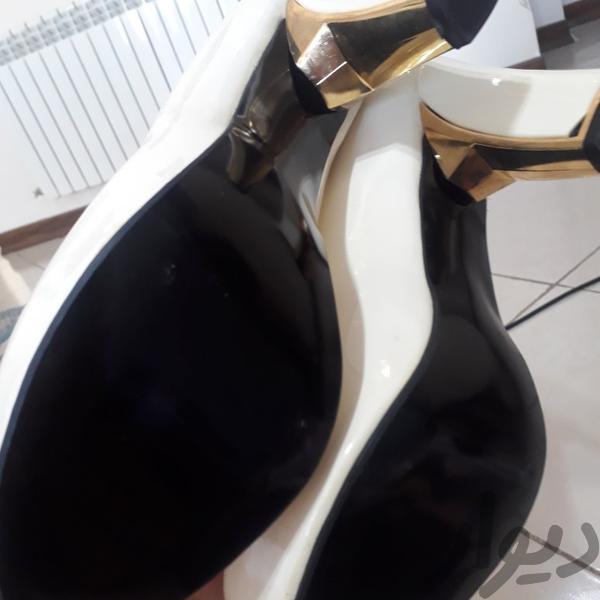کفش کاملا نو سایز ۴۰ کیف_کفش_کمربند تهران، تهرانپارس شرقی دیوار
