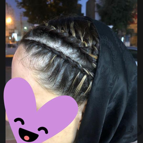 بافت مو|آرایشگری و زیبایی|کرج، هشتگرد|دیوار