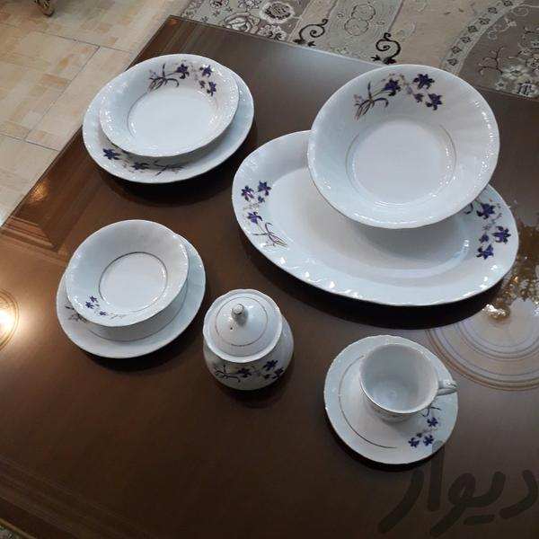 سرویس چینی ۶۰پارچه|وسایل آشپزی و غذاخوری|تهران، اوقاف|دیوار