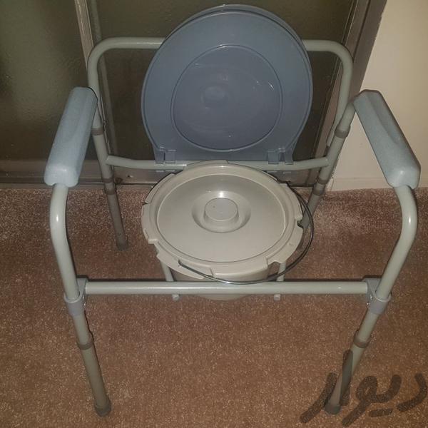 توالت فرنگی تاشو، استفاده نشده|سرویس بهداشتی و سونا|تهران، طرشت|دیوار