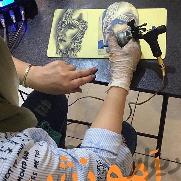 آکادمی فوق تخصصی تاتو_تتو|آرایشگری و زیبایی|کرج، عظیمیه|دیوار