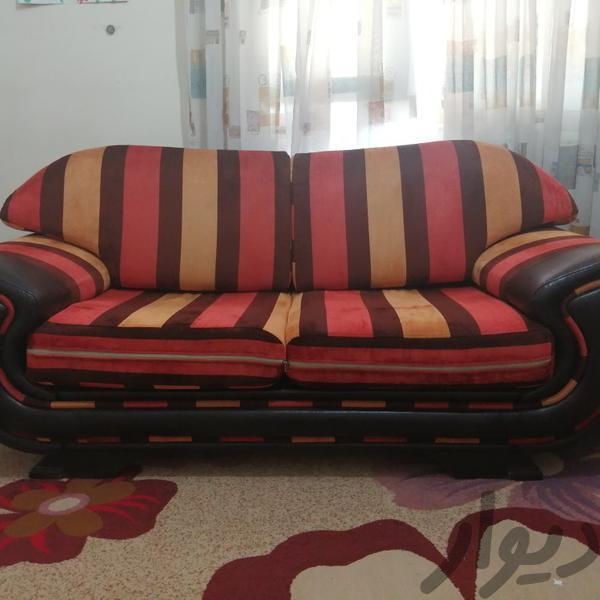 نیم ست 4نفره راحتی شیک|مبلمان و صندلی راحتی|تهران، شهران شمالی|دیوار