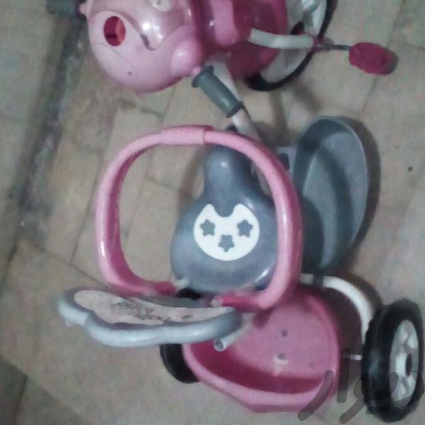 سه چرخه بچه تمیز درحد|دوچرخه_اسکیت_اسکوتر|تهران، آذری|دیوار