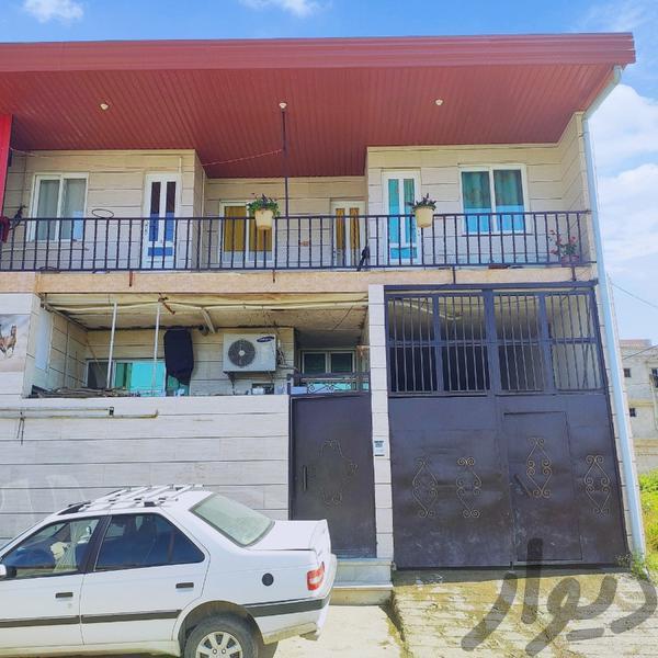 خانه ویلایی دو طبقه ۱۸۰ متر|خانه و ویلا|کردکوی|دیوار